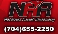 north carolina auto recovery companies repossession companies